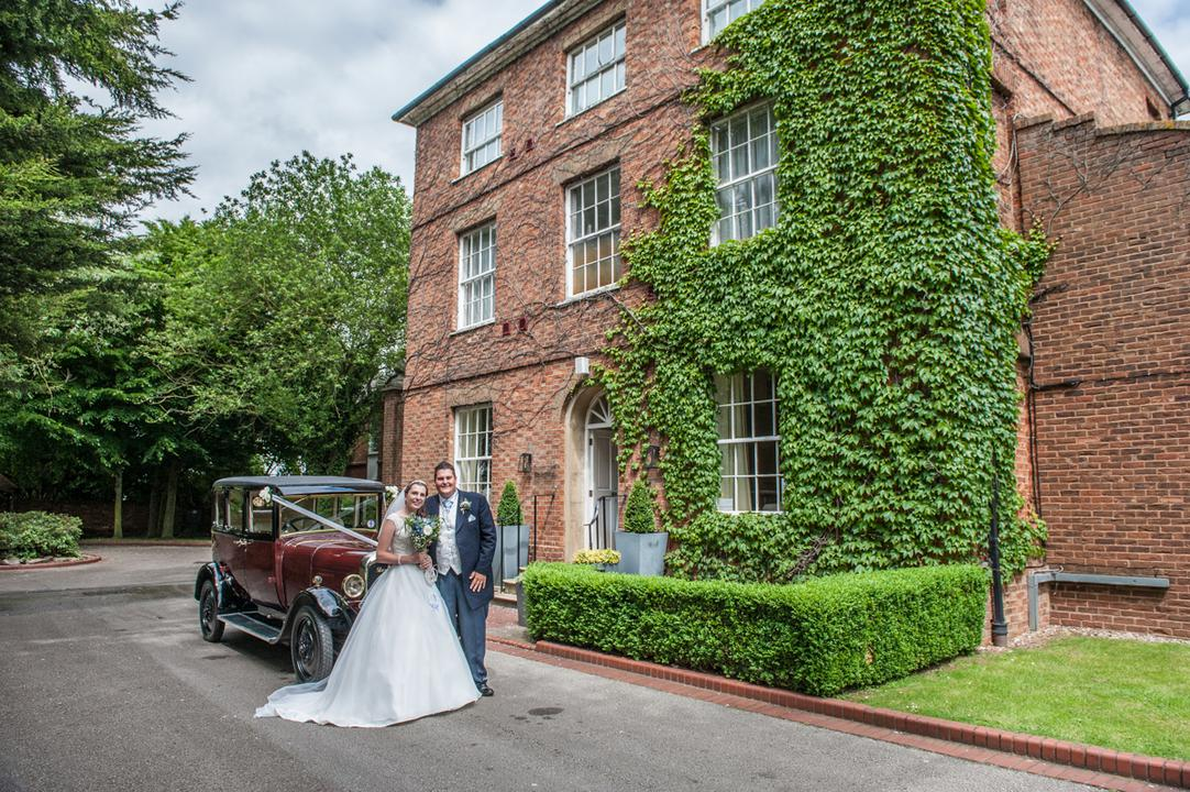 Ray's company have a wide range of wedding cars, this includes Old Vintage Cars, A Modern Jaguar XJ, a Convertible 1949 triumph Roadster and a Bentley.The service they provide throughout your wedding day is second to none! They'll treat you like a VIP host, and have outstanding feedback from all of his clients.