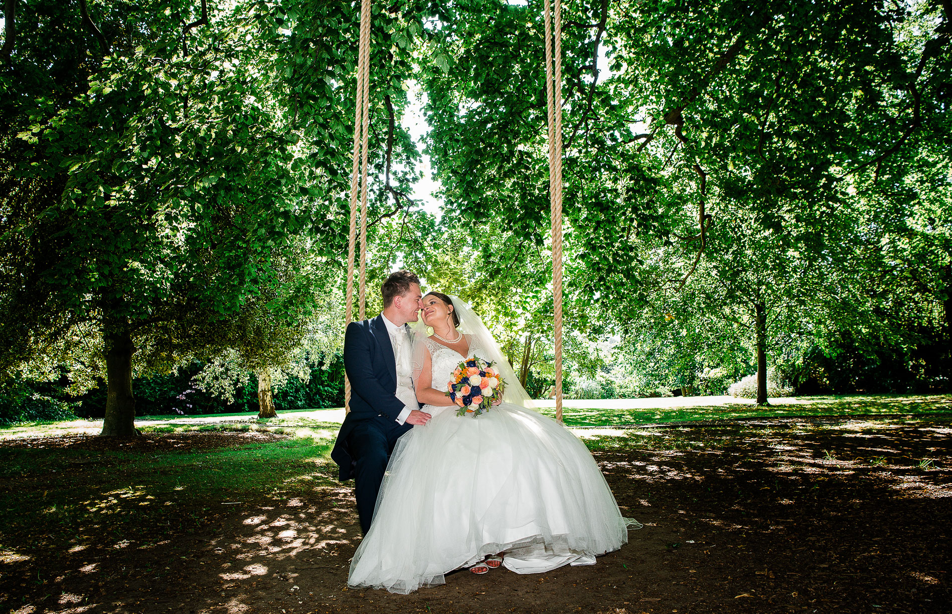Chris at Chris Smith Photography is one of Ringwood Hall's most experienced recommended photographers – after photographing over 60 weddings at Ringwood Hall, Chris can create stunning images, whatever the weather, at any time of year.