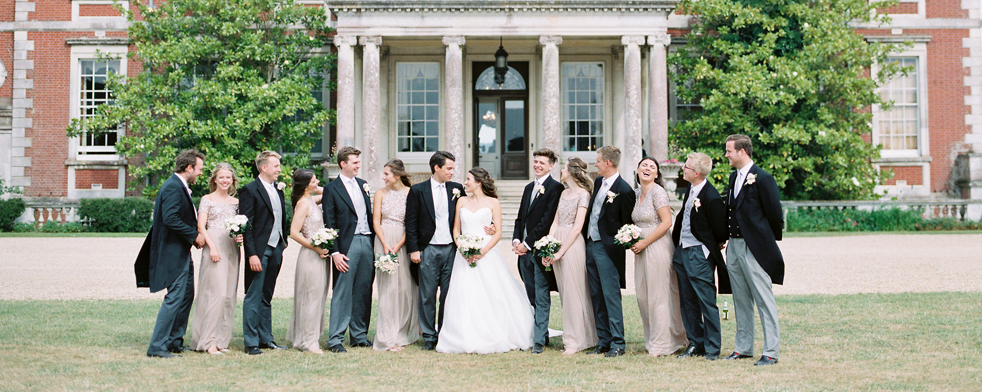 Our preferred supplier for all styles of marquee, Lewis Marquees offer a friendly and quality service for your special day.