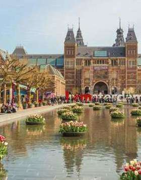 View center rijksmuseum 1hrcanalcruise