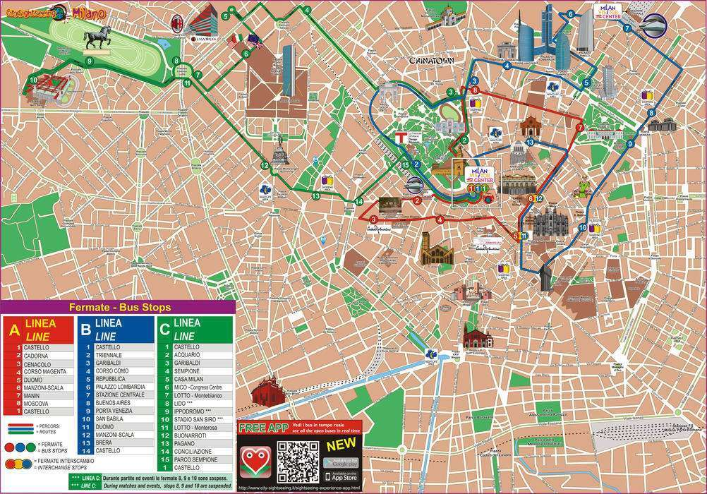 Popup popup mappa milano aprile 2017