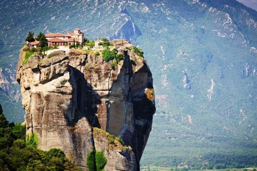 Popup 5popup meteora greece mountaintop monastery