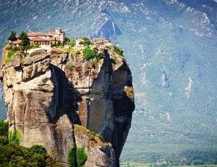 Thumbnail 5popup meteora greece mountaintop monastery