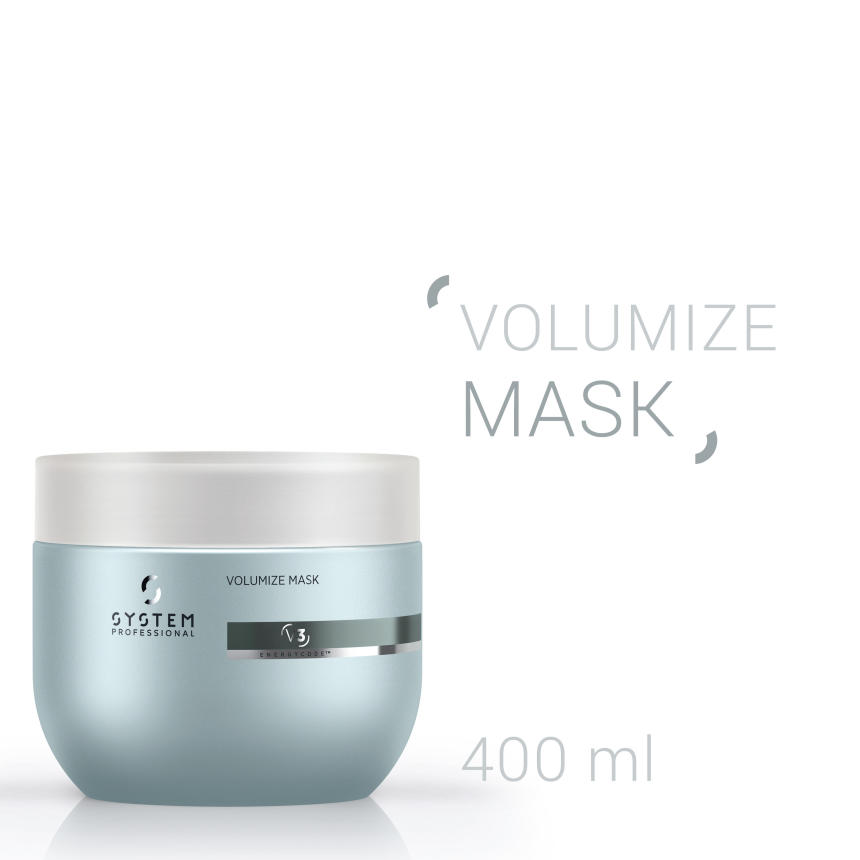 System Professional Volumize Mask 400ml