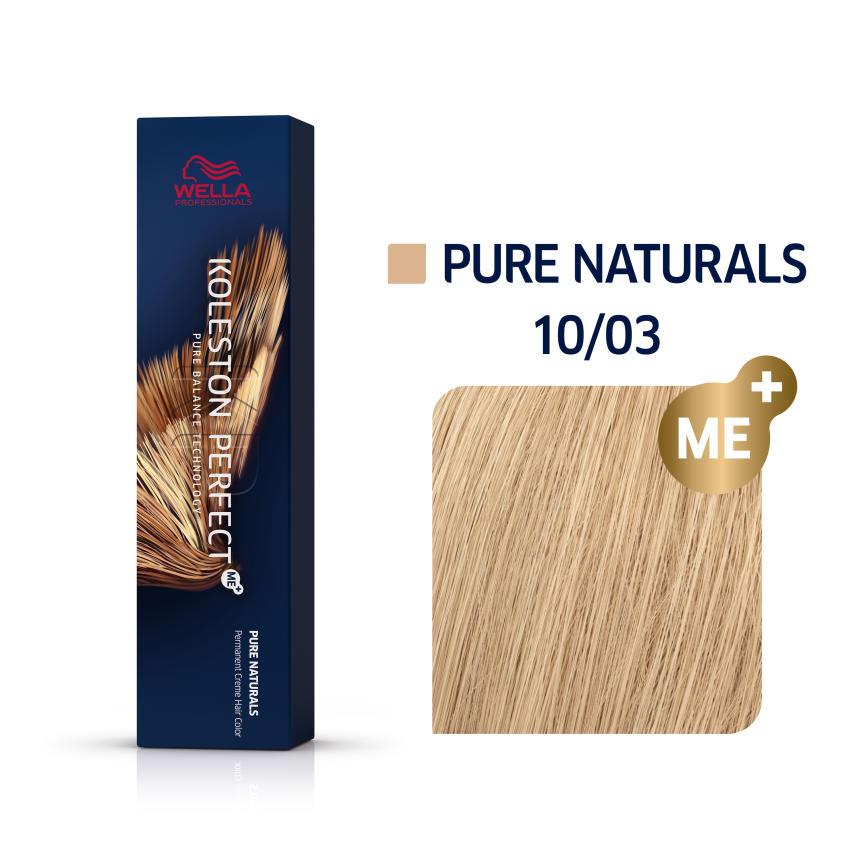 Koleston Perfect Pure Naturals Me+ 10_03 60ml