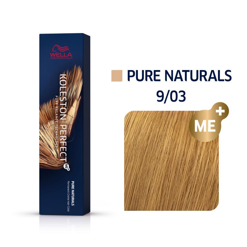 Koleston Perfect Pure Naturals Me+ 9_03 60ml