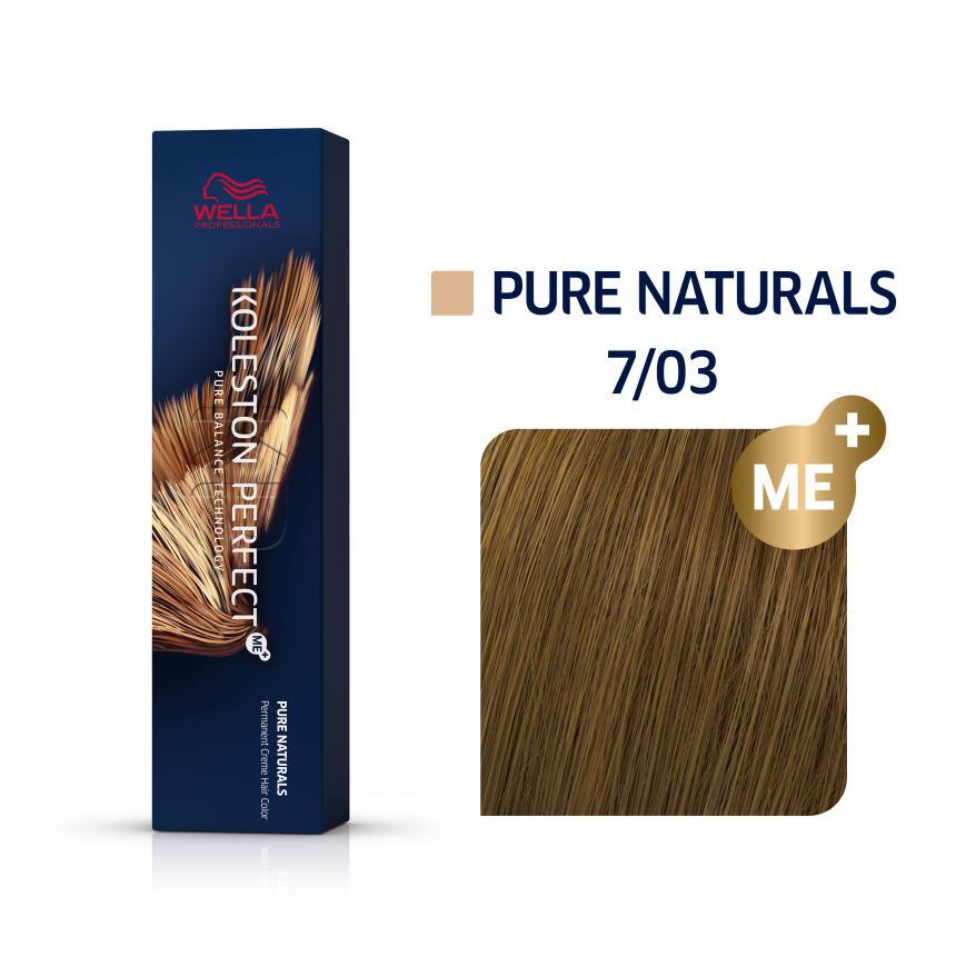 Koleston Perfect Pure Naturals Me+ 7_03 60ml