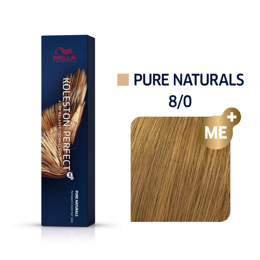 Koleston Perfect Pure Naturals Me+ 8_0 60ml