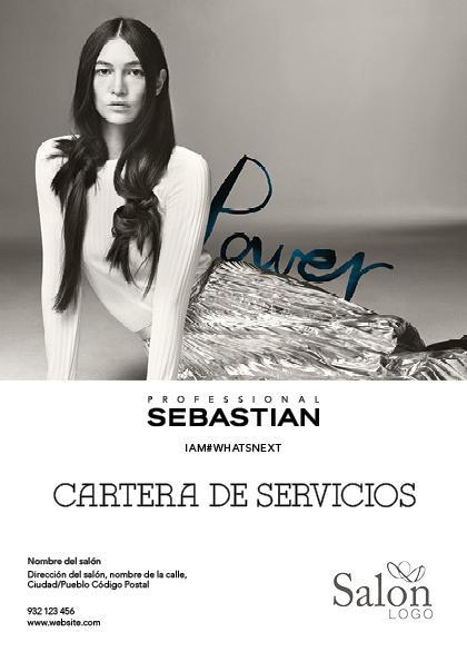 Sebastian Professional eVolution Price List 1 Previsualización anverso