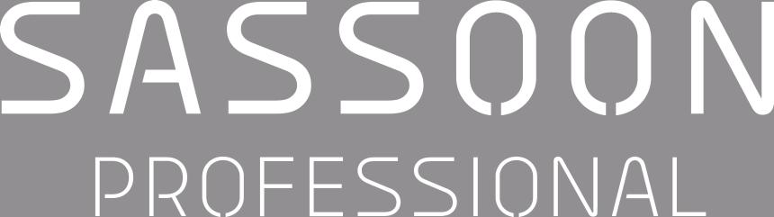 Sassoon logo white