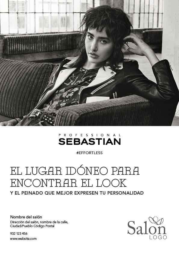 Sebastian Professional Effortless Advert 2 Previsualización anverso
