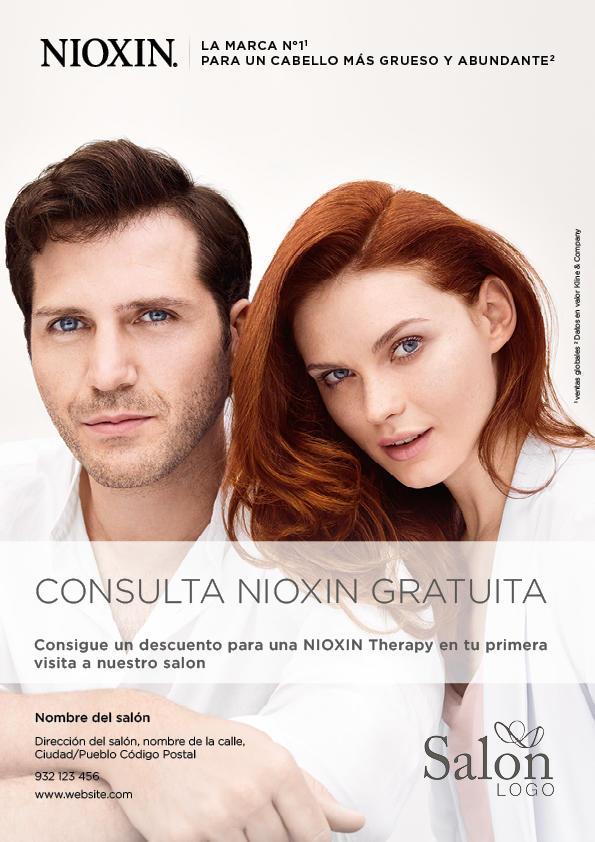 Nioxin Optimo Advert Previsualización anverso