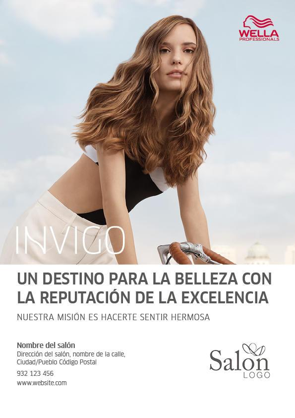 Wella Professionals INVIGO Advert 1 Previsualización anverso