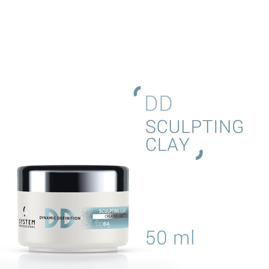 System Professional DD Sculpting Clay 50ml