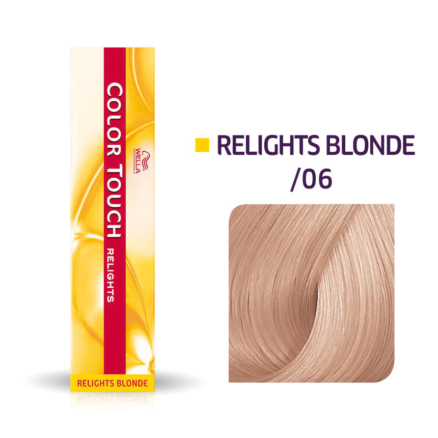 Color Touch Relights Blonde 06