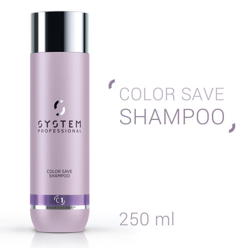 System Professional Color Save Shampoo 250ml