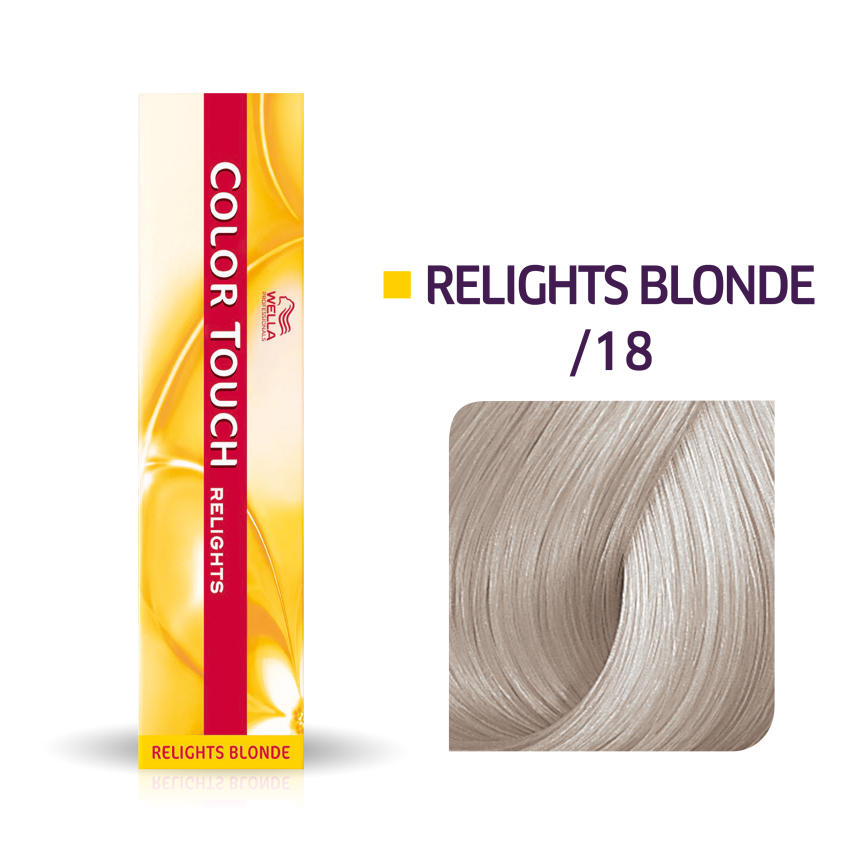 Color Touch Relights Blonde 18