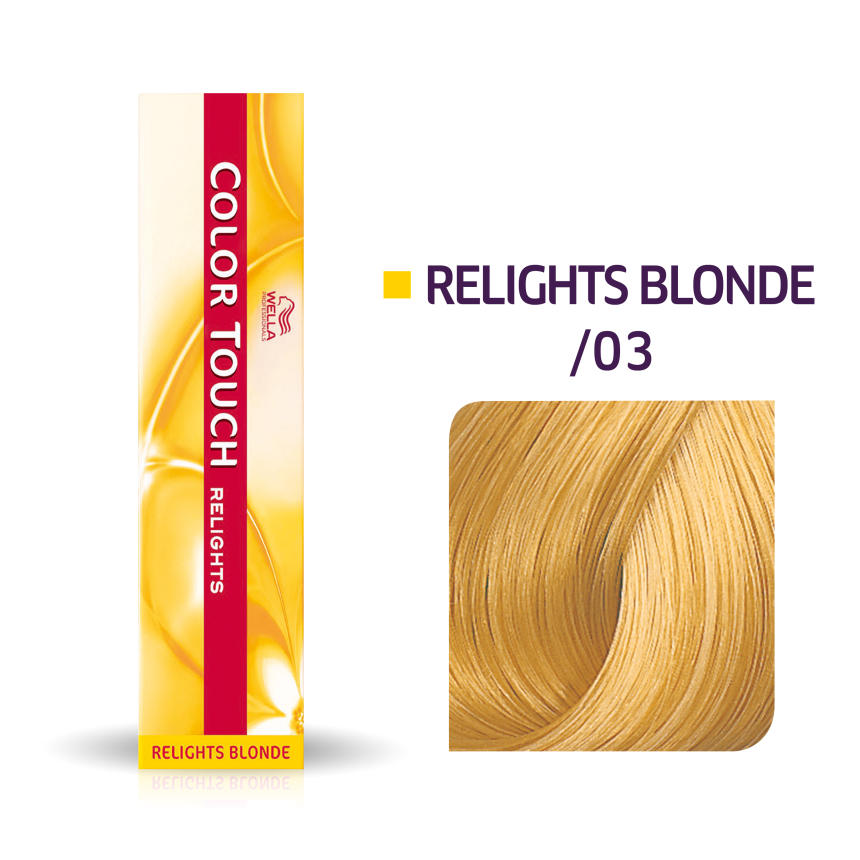 Color Touch Relights Blonde 03