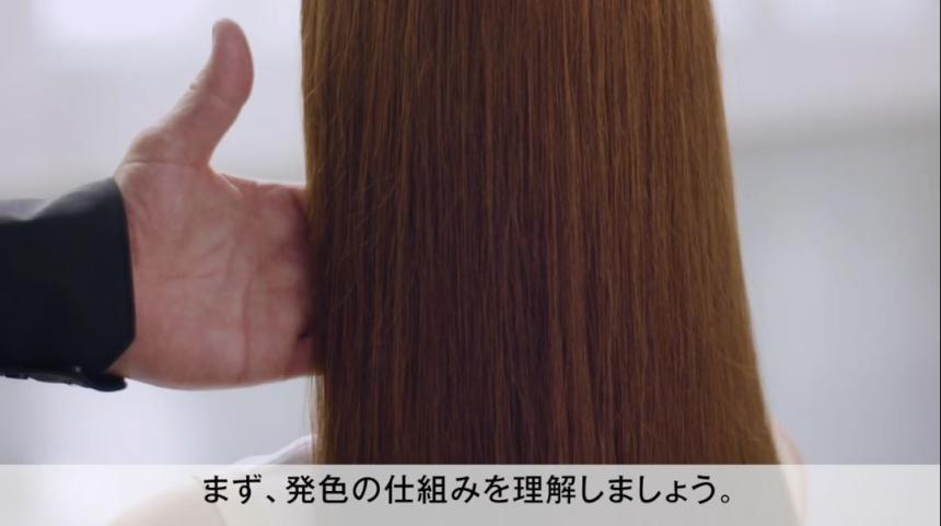 コレストンパーフェクトプラス ピュアバランステクノロジー【均一な発色】