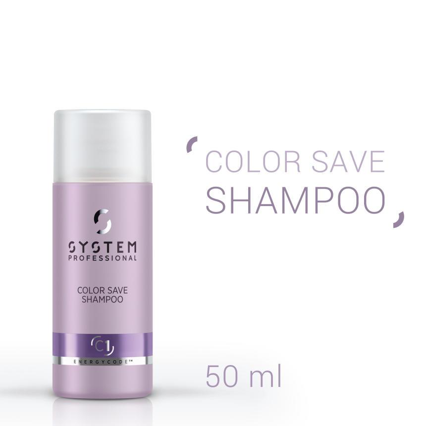 System Professional Color Save Shampoo 50ml