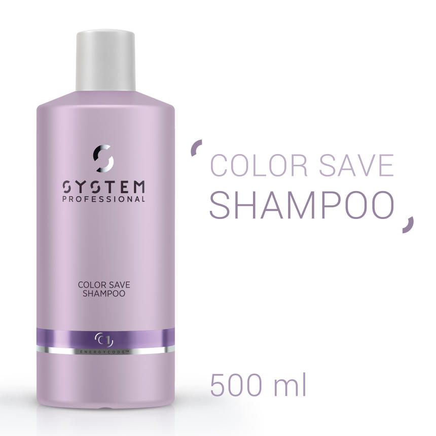 System Professional Color Save Shampoo 500ml