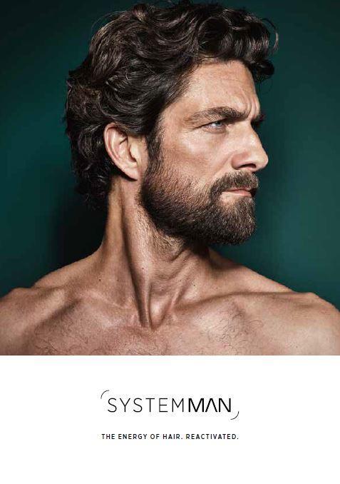 System Professional Man Prijslijst Voorbeeldweergave achterzijde
