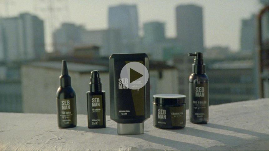 Seb Man Collection video