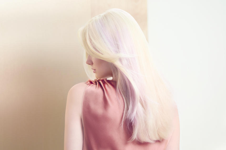 Wella Professionals Blondes Facebook post #3