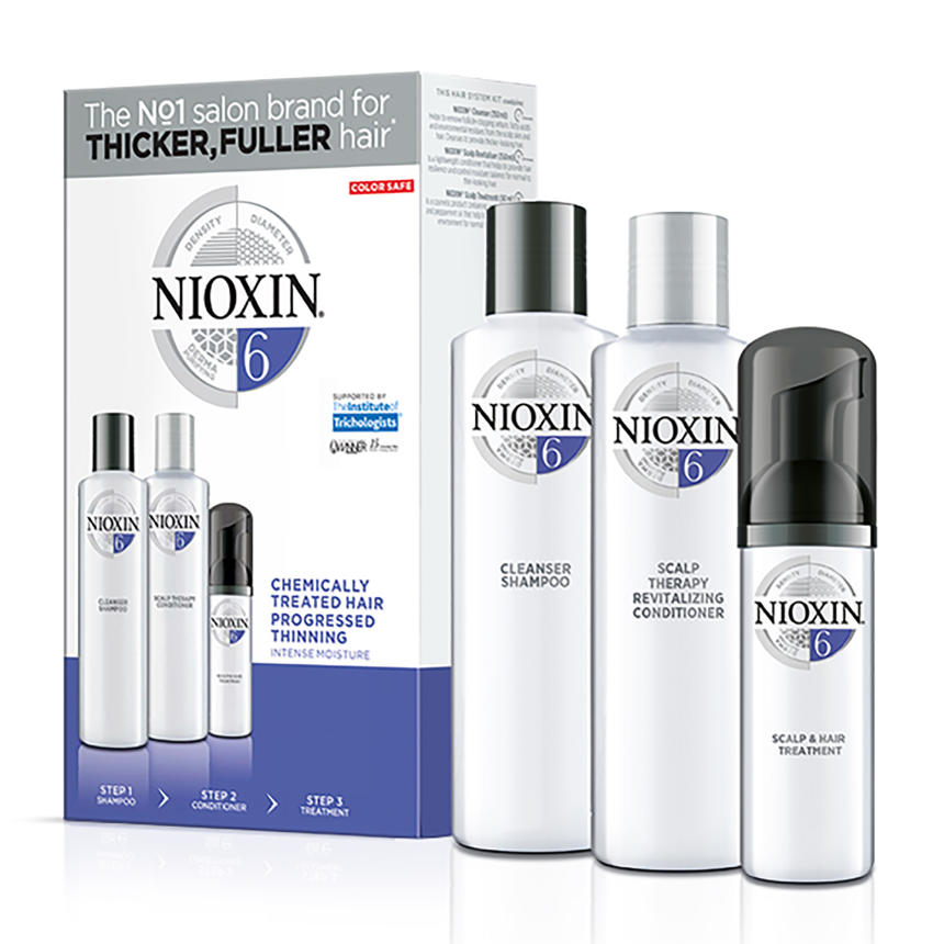 Nioxin 3-part System Loyal Kit 6