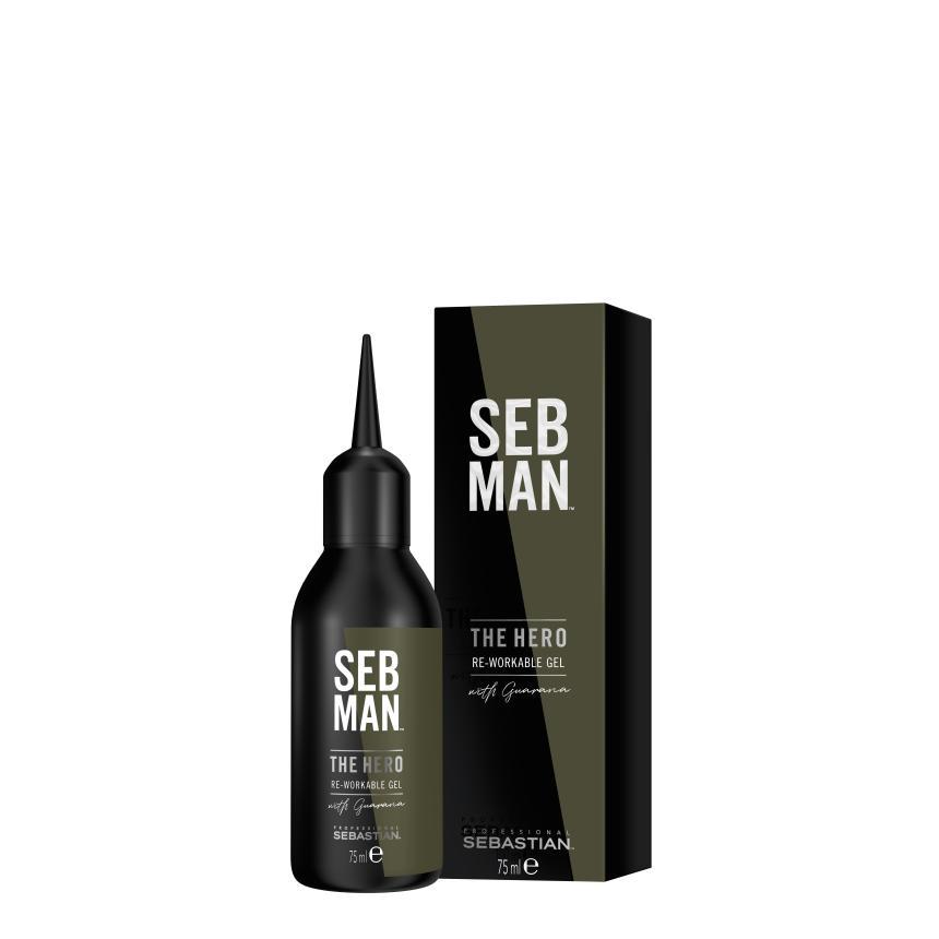 Seb Man Liquid Wax 75ml