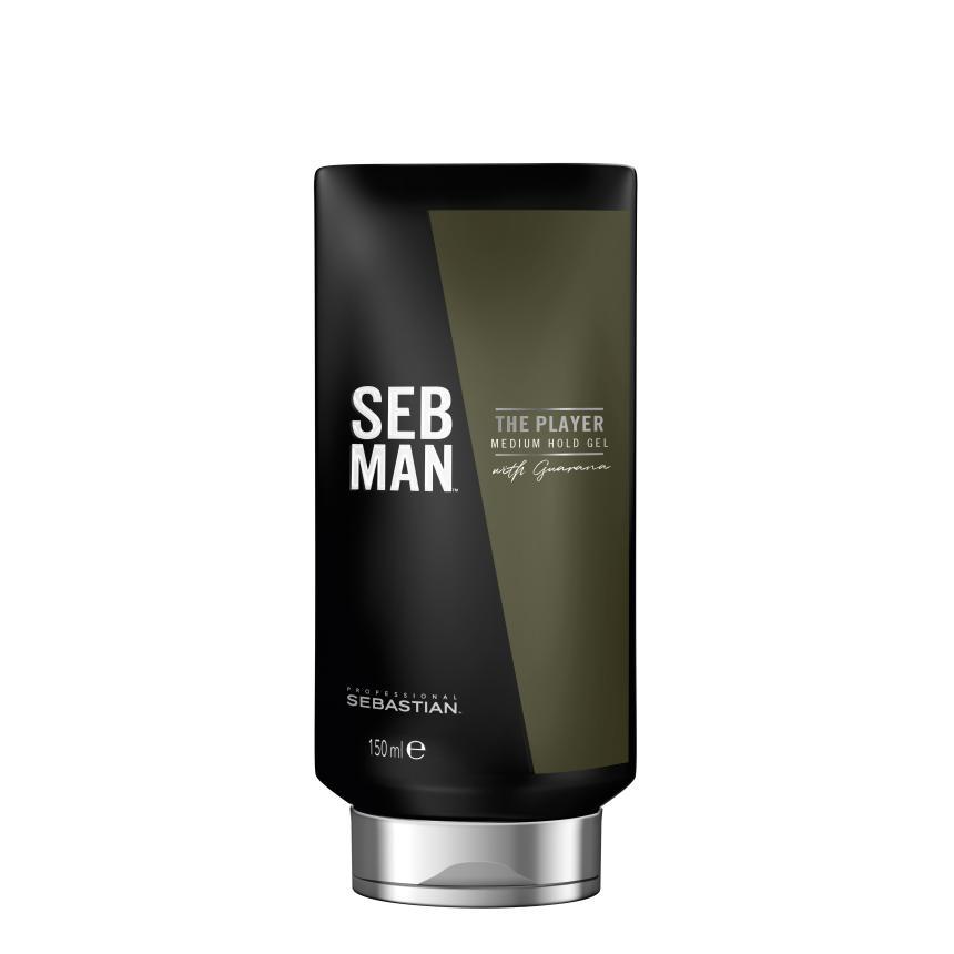 Seb Man Gel medium hold 150ml