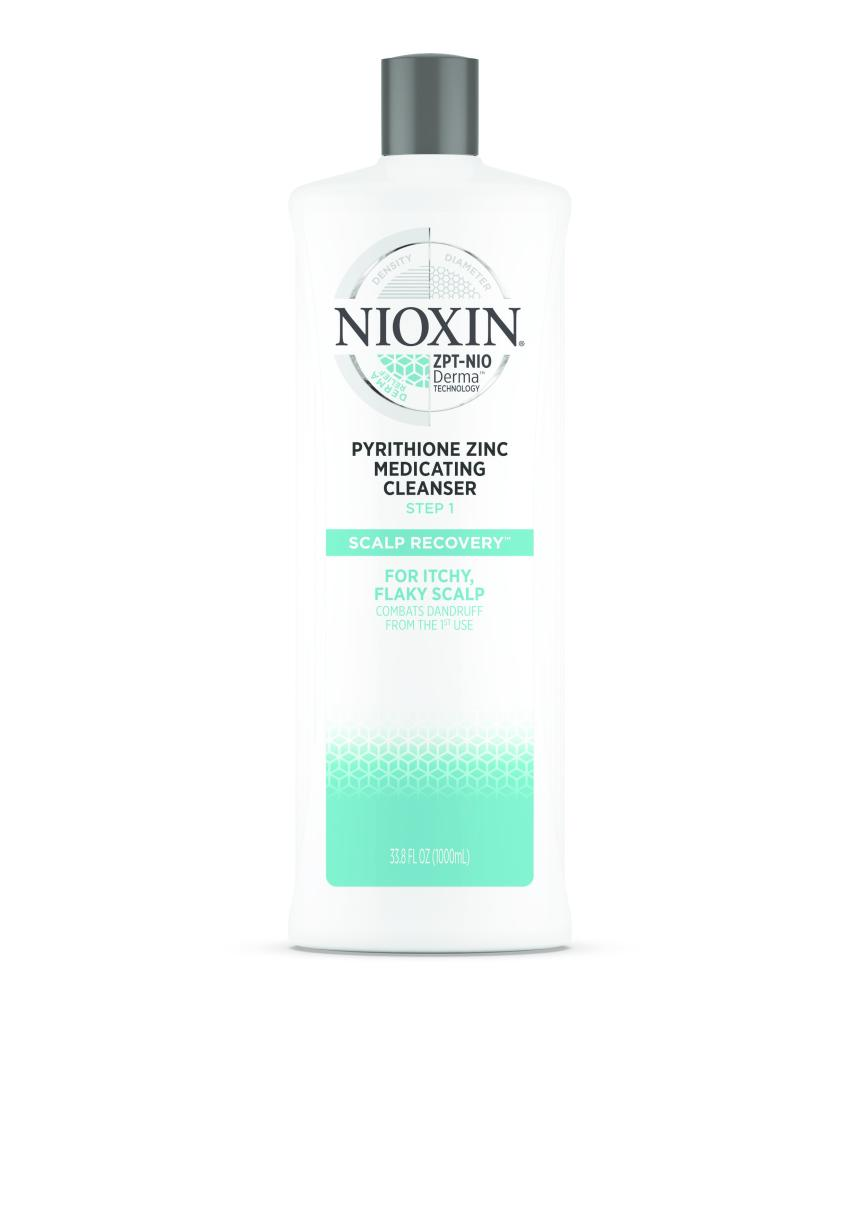 Nioxin Scalp Recovery Medicating shampoo 1000ml