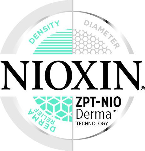 Nioxin Derma technology logo