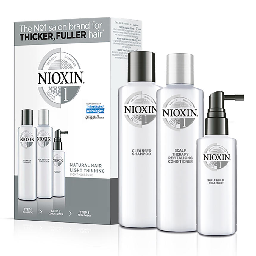 Nioxin 3-part System Loyal Kit 1