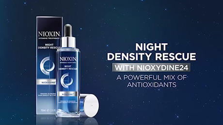 Nioxin Night Density Demo