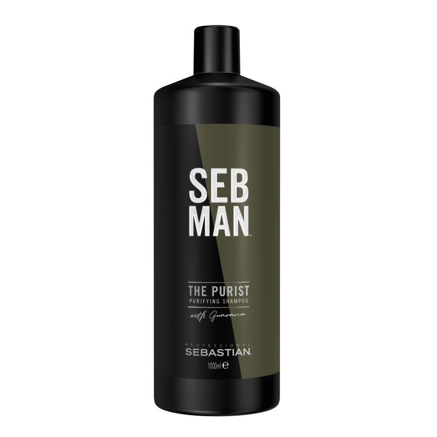 Seb Man Shampoo 1000ml