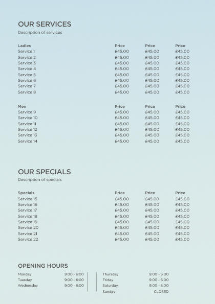 Nioxin Scalp Recovery Price List 1 Back Preview