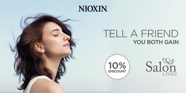 Nioxin Scalp Recovery Referral Card 1 Front Preview