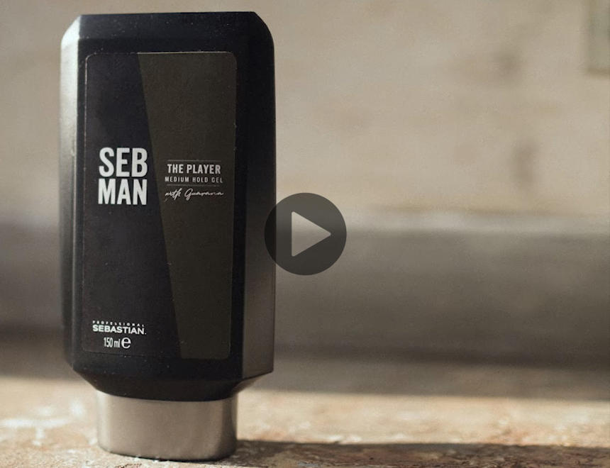 Seb Man The Player product video