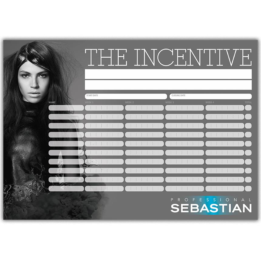 Sebastian Professional Incentive Chart Front Preview