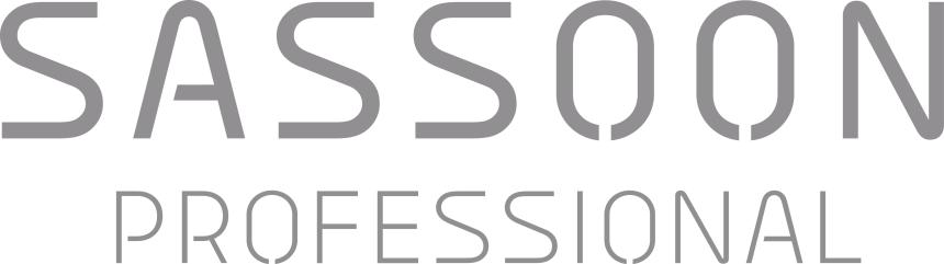 Sassoon logo gray