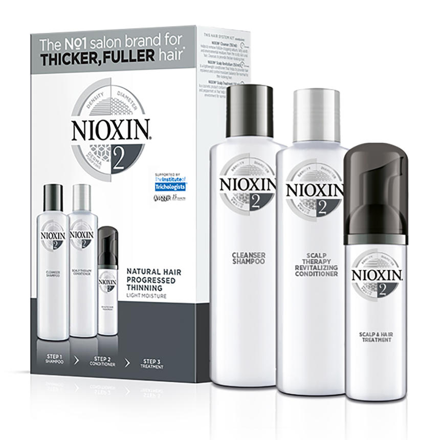 Nioxin 3-part System Loyal Kit 2