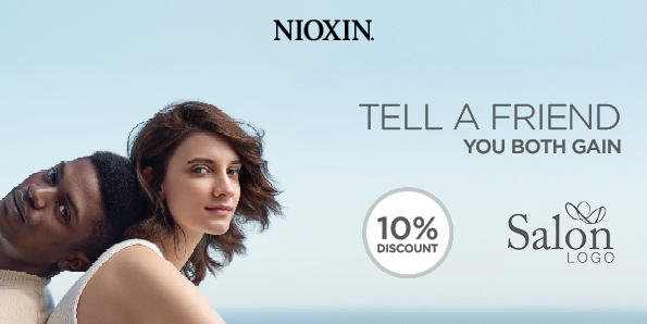 Nioxin Scalp Recovery Referral Card 2 Front Preview