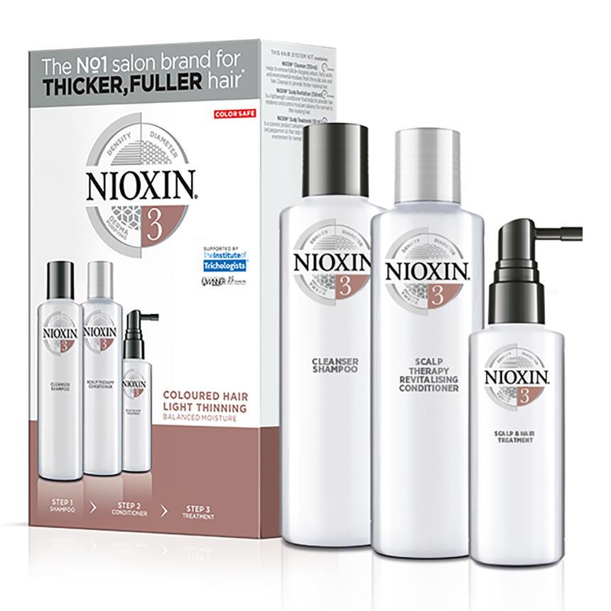 Nioxin 3-part System Loyal Kit 3