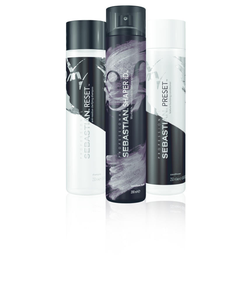 Sebastian Professional Effortless group packshot