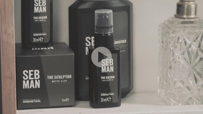Seb Man The Groom product video
