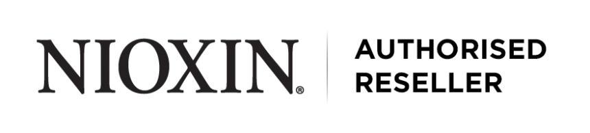 Nioxin Authorised Reseller logo