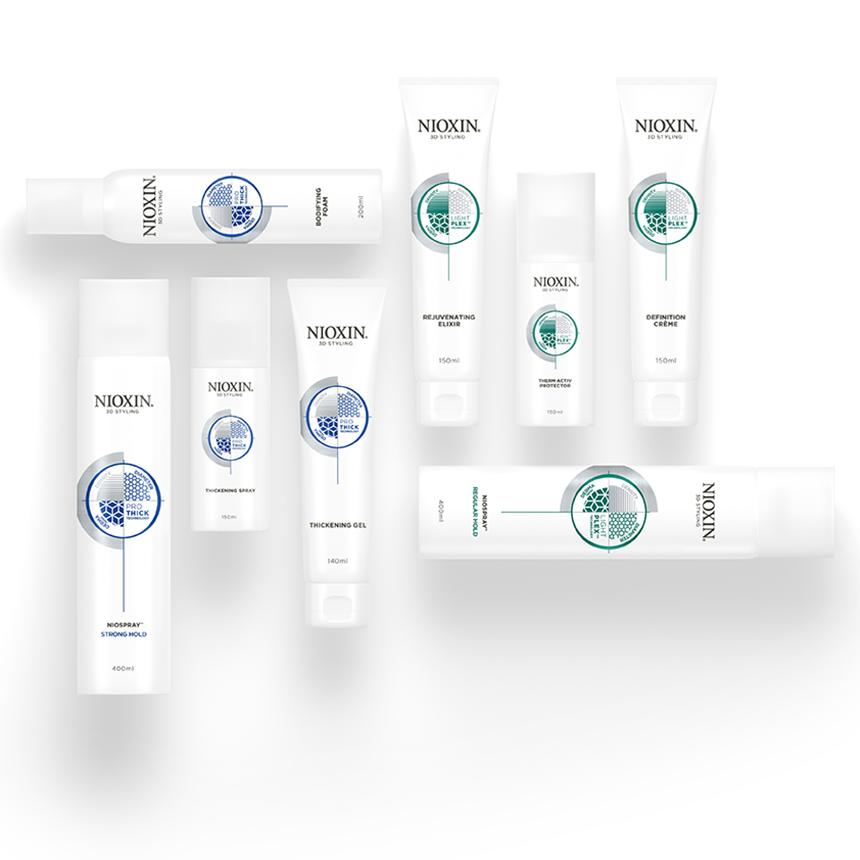 Nioxin Style Group 1