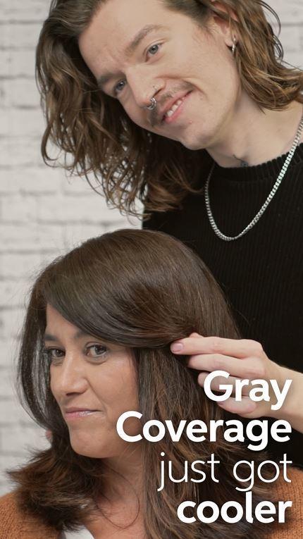 Wella KP 100% Gray Coverage - 9x16 15-Second Video
