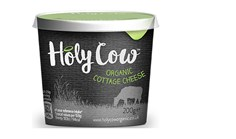 Holy Cow Organic Cottage Cheese